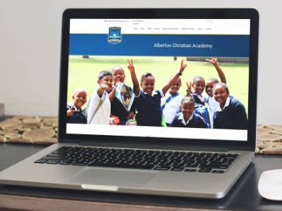 Alberton Christian Academy website