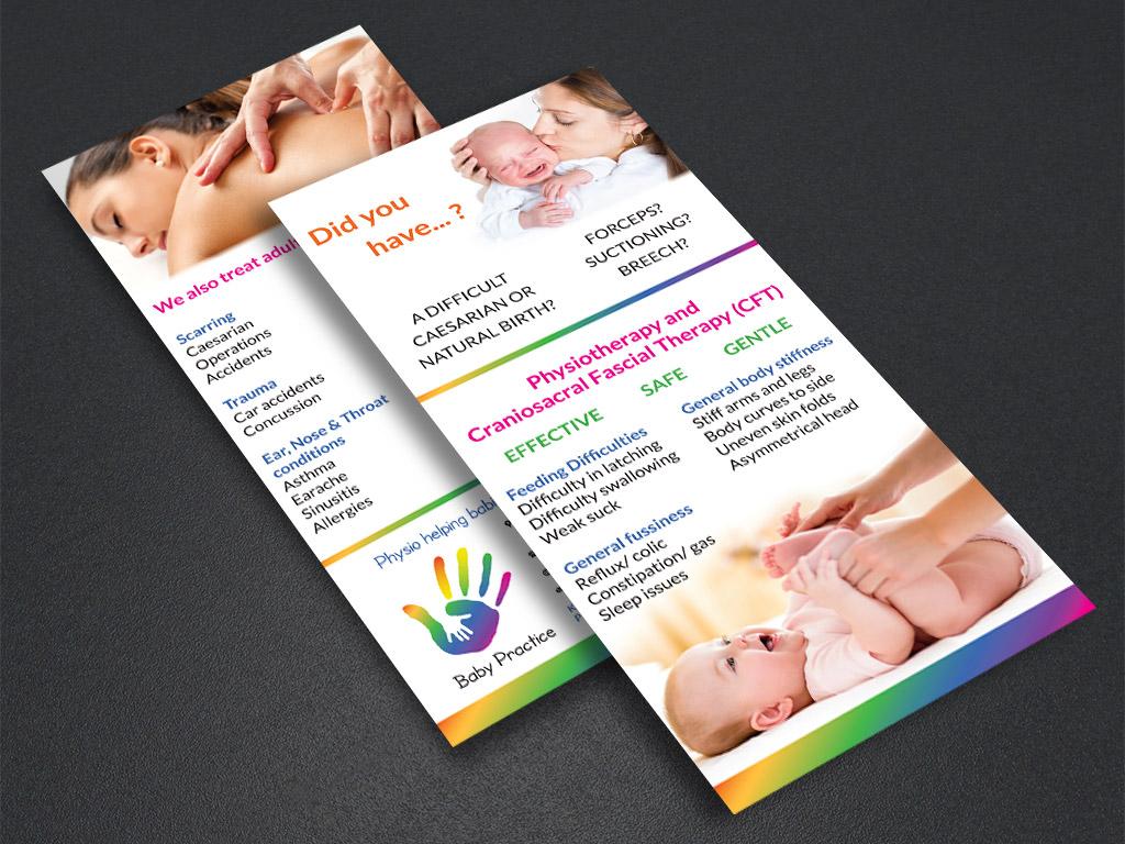Baby Practice flyer
