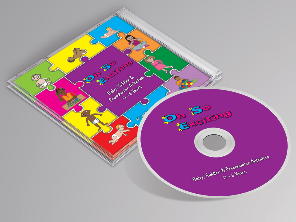 Oh So Exciting CD