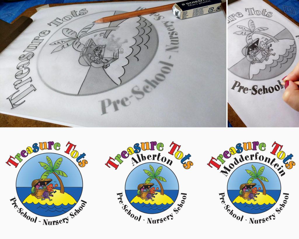 Treasure Tots Logo